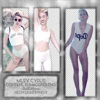 Miley Cyrus We Can't Stop VideoPack - NLP by SoffMalik