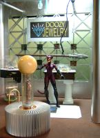 Catwoman at Doozy Jewelry in Gotham 012 by skphile