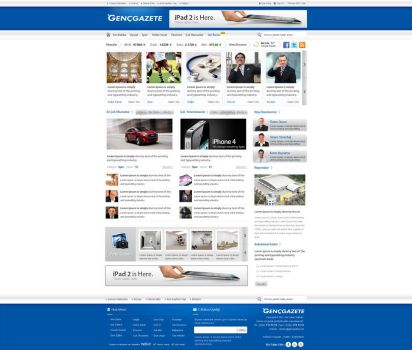 Genc News by sobot