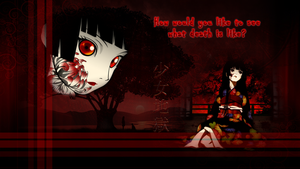 Hell Girl Wallpaper by onika1996