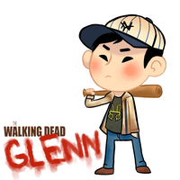 Little ass kickers:Glenn by AninhaT-T