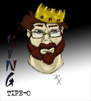 King Typo by SonofReorx