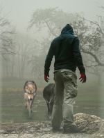 Running with the pack 2 by robhas1left