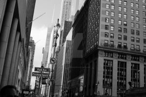 Pershing Square by TheBirdsFeathers