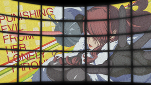 Persona 4 Arena Mitsuru Wallpaper by WastingNight