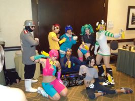 AFO 2010, Jet Grind Radio 2 by pgw-Chaos