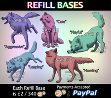 Refill Bases (For Points and Paypal) by Jenny2-point-0