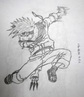 Kunai action? by unknown3173