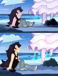 story for steven by Invader-celes