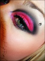 Red and Black by MakeupbyRMF