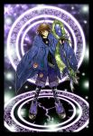 Chronos the Sorcerer of Time by kazemachi
