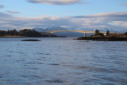 Skye Bridge by Nokaw