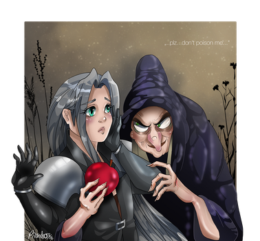Sephi And The Evil Queen by pirastro