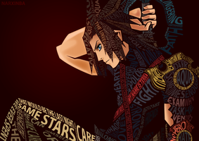 Terra Typography by Narxinba222