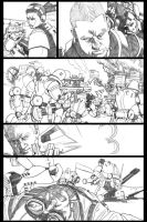 The Great Regression Page 11 by GianFernando