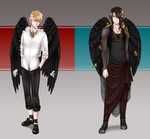 FMN Angels by Yeraa