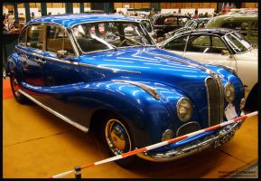 1960  BMW 3200 Super by compaan-art