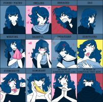 Addison Expression Meme 2 by TrackSurfer