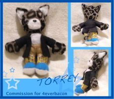 Commission: Torrey by MONSTERCreations