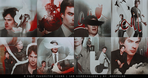 Ian  icon pack by morphine16