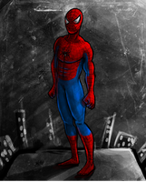 SPIDER-MAN by ShadowWind182