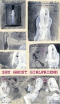 ghost girlfriend by PurpleWarroir