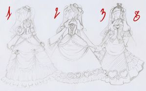 lolita dress design by rika-dono