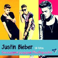Photopack Justin Bieber by MicaEdiitions