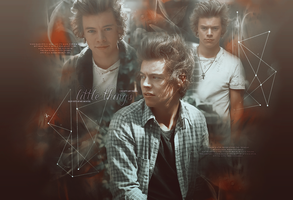 Harry Styles Wallpaper by Vainxeathe