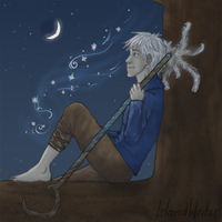 Rise of the Guardians: Jack Frost by IslandWriter
