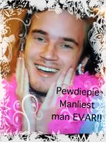pewds is too sexy by Feel-TheDarkness