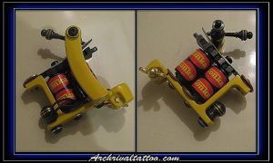 tattoomachine by rogerbusque