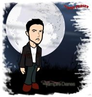 Tyler Lockwood - The Vampire Diaries by toonseries