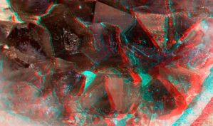 Black Crystal - Stereo Macro by Ni0n