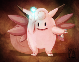 (1 hr) Warm Up 36 - Clefable by Pachabel