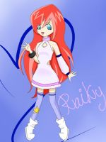 Raiky Witchy by barby-chan16