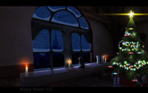 So this is Winter Veil... by Young-M