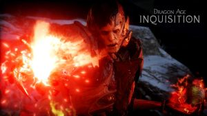 Dragon Age Inquisition Oherworldly Threat Corypheu by micro5797
