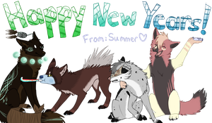 Happy New Years! by jay-fruit
