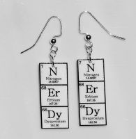 Nerdy Earrings by nnvillan