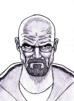 Walter White by baybee-snayx