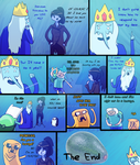 The Stone Cold Princess Comic by pinkharte