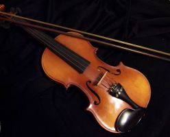 My new Violin by ConsultingTimeLord96