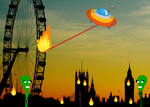 WOW MUST SEE ALIEN ATTACK ON LONDON by Pootopolis14