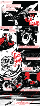 Red Hand: Pages 1-2 by Edspear