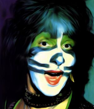Peter Criss 1979 by petnick