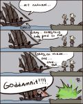 The Witcher 3, doodles 132 by Ayej