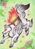 It's Amaterasu 8D by LostDreamer92
