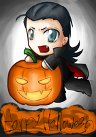 Loki Halloween 2012 by Phoenix-Featherx