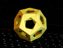 Penultimate Dodecahedron by Morzsi